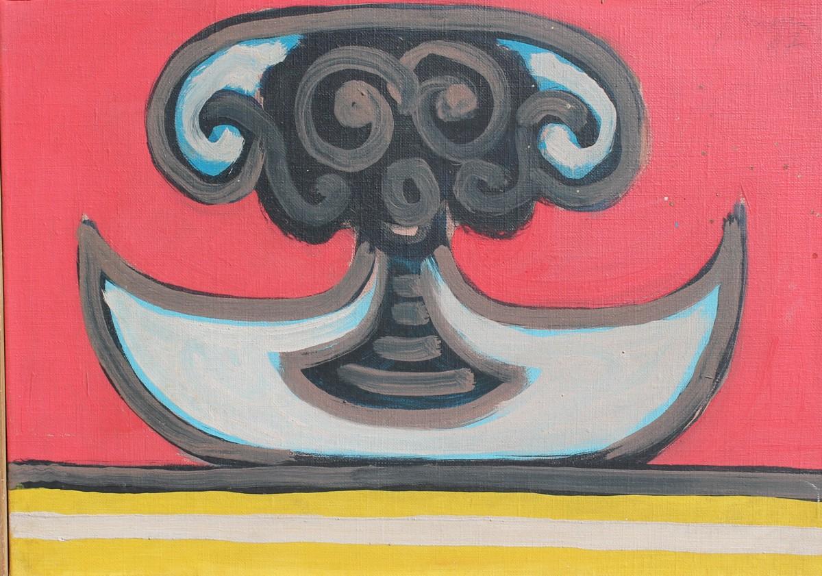Dekoration (vorwiegend rot), für vergrößerte Ansicht bitte anklicken!
