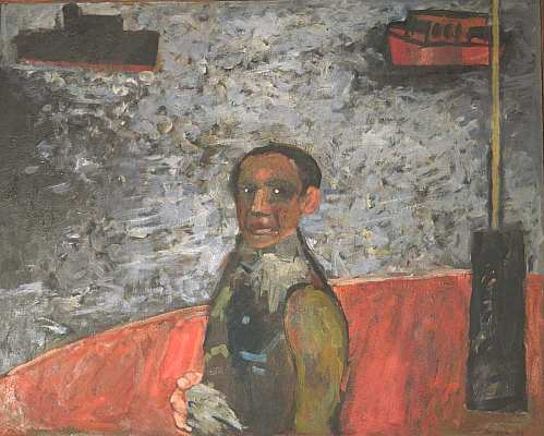 Picasso in Port Vendre