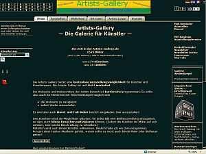 ArtistsGalery - Die Künstlergalerie