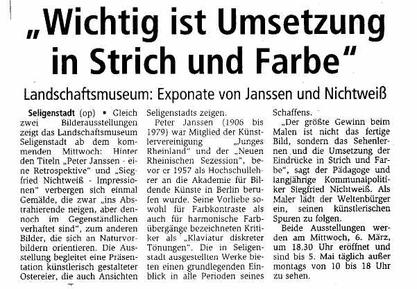Offenbach Post 01.03.2002