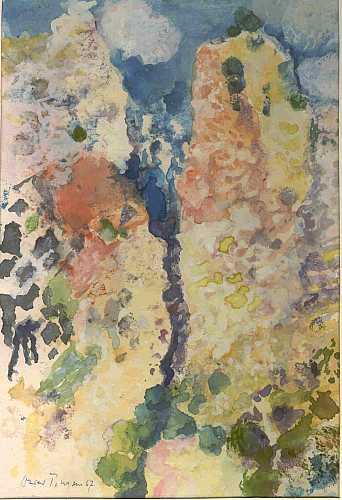Landschaft, 1967
