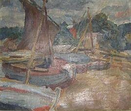 Südlicher Hafen, Oswald Petersen 1926