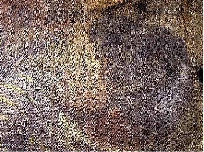 Peter Janssen - The Restoration of Peter Denying Christ - Status 08