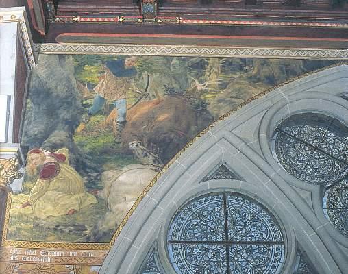 Otto rettet Elisabeth von Kleve aus Todesgefahr