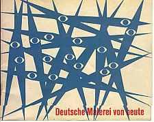 Deutsche Malerei von heutet