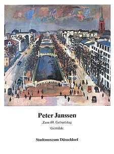 Peter Janssen zum 80. Geburtstag